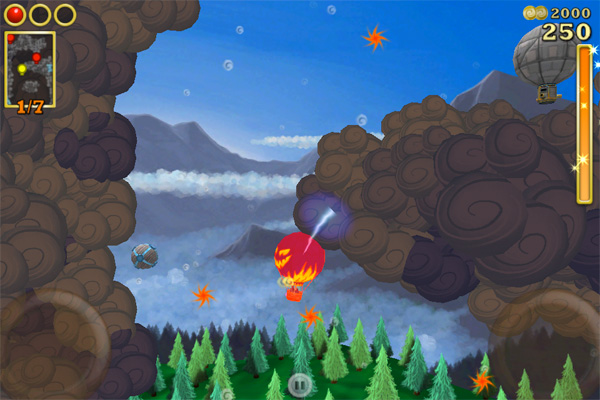 iPhone + iPad Gems: Deo, Draw Slasher: The Quest, Fractal, Rogue Sky + Spy Mouse 19