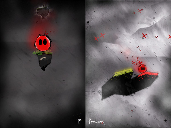 iPhone + iPad Gems: Deo, Draw Slasher: The Quest, Fractal, Rogue Sky + Spy Mouse 2