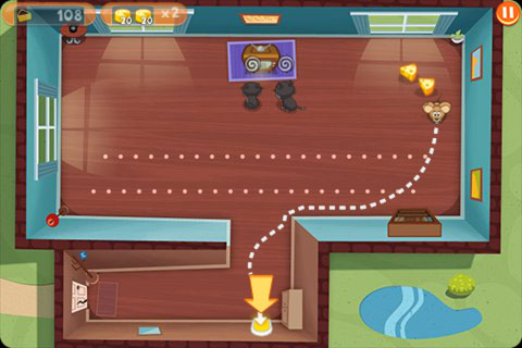 iPhone + iPad Gems: Deo, Draw Slasher: The Quest, Fractal, Rogue Sky + Spy Mouse 21