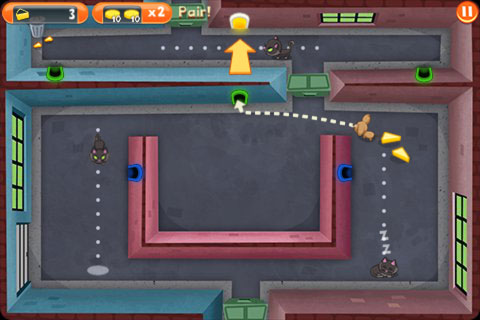 iPhone + iPad Gems: Deo, Draw Slasher: The Quest, Fractal, Rogue Sky + Spy Mouse 22