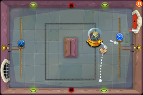iPhone + iPad Gems: Deo, Draw Slasher: The Quest, Fractal, Rogue Sky + Spy Mouse 24