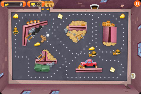 iPhone + iPad Gems: Deo, Draw Slasher: The Quest, Fractal, Rogue Sky + Spy Mouse 26