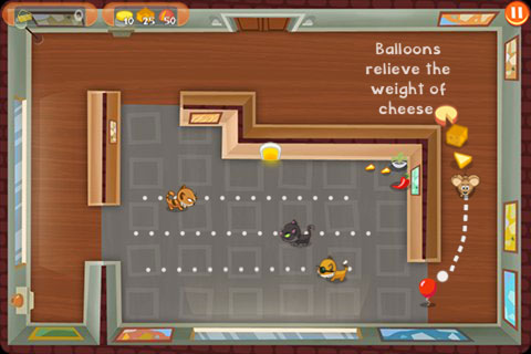iPhone + iPad Gems: Deo, Draw Slasher: The Quest, Fractal, Rogue Sky + Spy Mouse 27