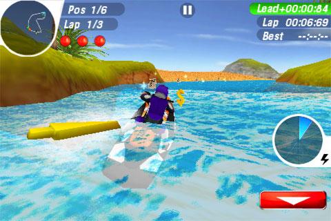 Review: Resolution Interactive Aqua Moto Racing 2