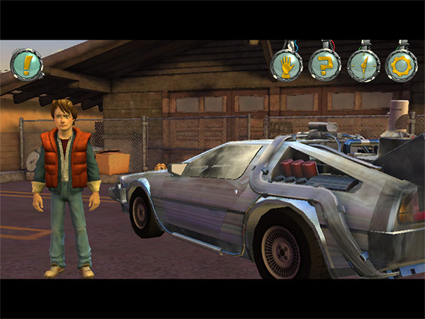 Review: Telltale Games Back to the Future Ep 1 HD 1