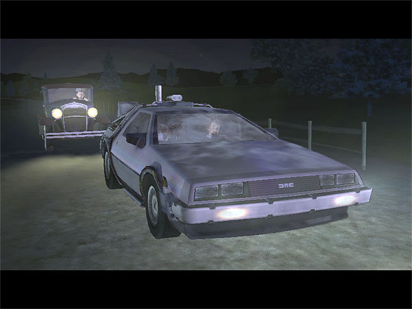 Review: Telltale Games Back to the Future Ep 1 HD 4