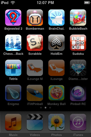 Iphone Gems 9 Click Wheel Ipod Games Re Released