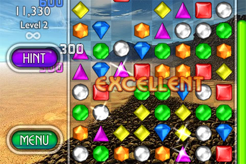 Review: PopCap Games Bejeweled 2 + Blitz