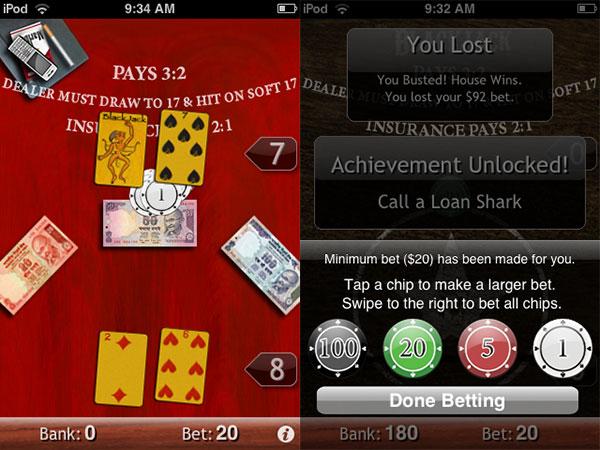 Review: MobileAge Blackjack 21