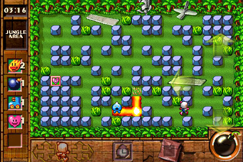 Review: Hudson Software Company Bomberman Touch – The Legend of Mystic Bomb