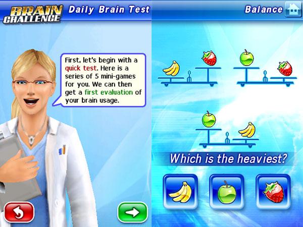 Review: Gameloft S.A. Brain Challenge