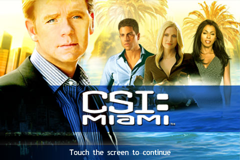 Review: Gameloft S.A. CSI: Miami