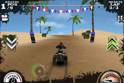 Review: Resolution Interactive Dirt Moto Racing