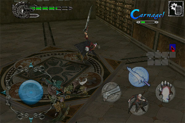Review: Capcom Devil May Cry 4 Refrain