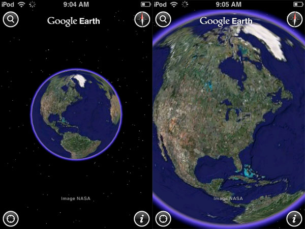 iPhone Gems: Google Earth, Spin, and Beer Bounce 1