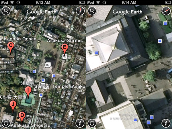 iPhone Gems: Google Earth, Spin, and Beer Bounce 5