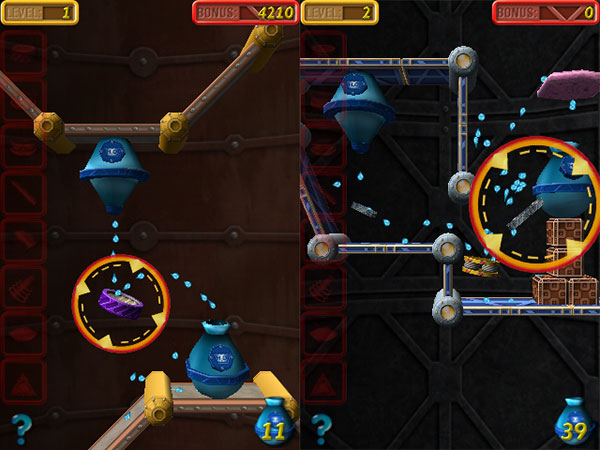 iPhone Gems: Action Puzzlers, Table + Pinball Games