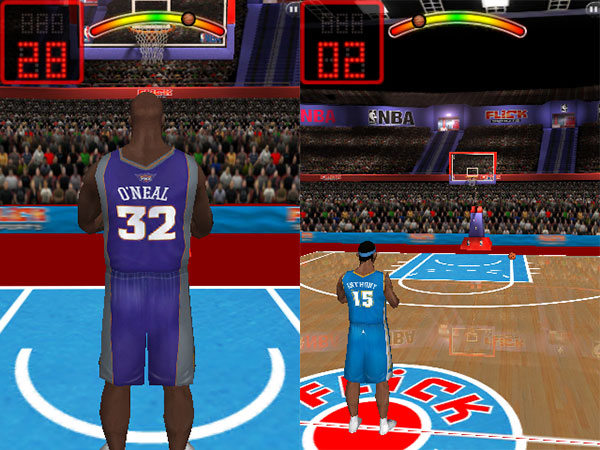 Review: Freeverse Flick NBA Basketball