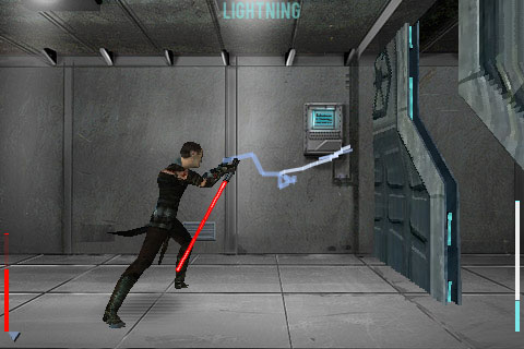 Review: Star Wars: The Force Unleashed Mobile by THQ Wireless