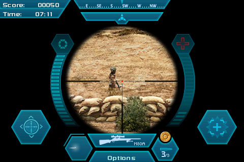 iPhone Gems: Gun Games, Including Wild West Guns, Shooter, i Sniper, and Super Sniper