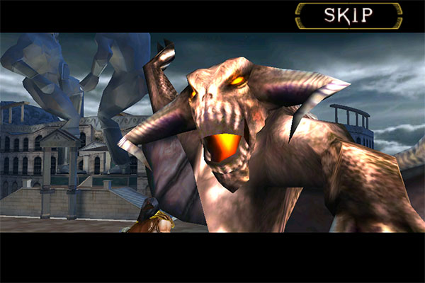 Review: Gameloft Hero of Sparta II