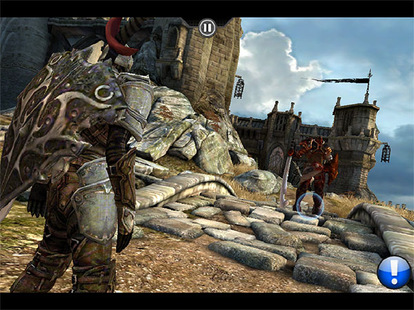 Review: Chair Entertainment / Epic Games Infinity Blade 1