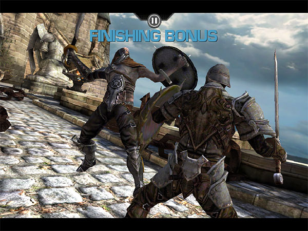 Review: Chair Entertainment / Epic Games Infinity Blade