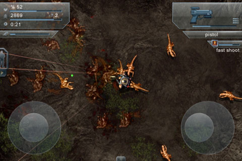 iPhone + iPad Gems: Crimsonworld, Dead Space, Magnetar: Space Fighter + Mayan Puzzle HD