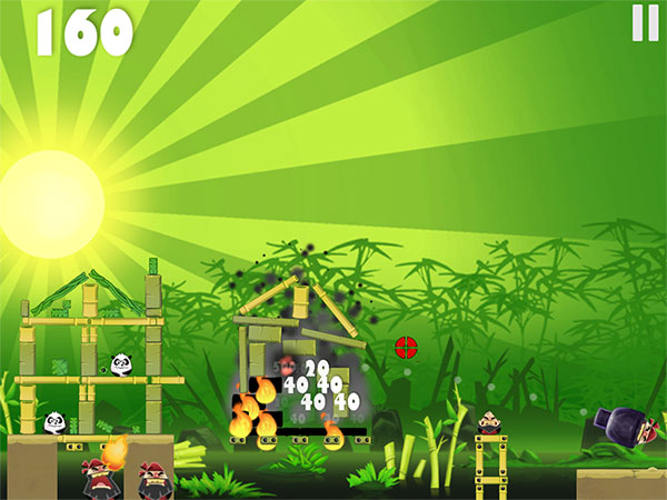 iPad Gems: Dot 2 Dot Cosmic, Pirates vs. Ninjas vs. Zombies vs. Pandas + Ridge Racer Accelerated HD 5