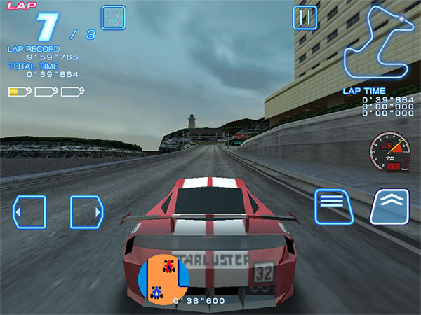 iPad Gems: Dot 2 Dot Cosmic, Pirates vs. Ninjas vs. Zombies vs. Pandas + Ridge Racer Accelerated HD 10