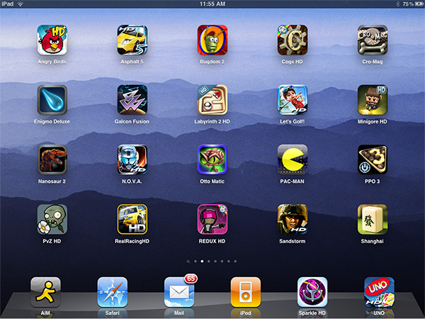 iPad Gems: 22 iPad Launch Re-Releases - Are They Worth Re-Downloading? 1