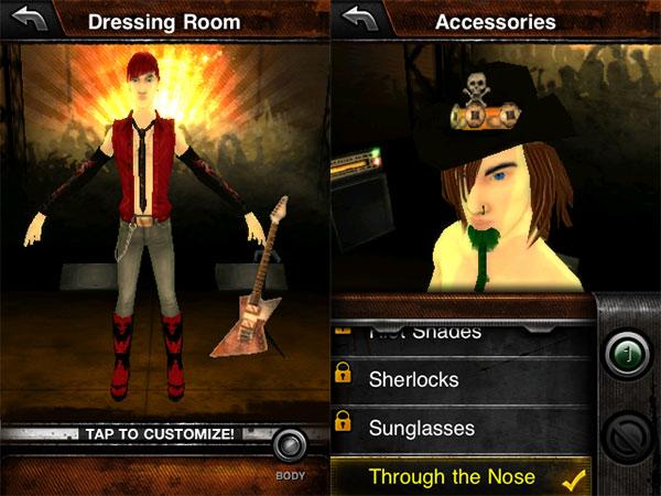 iPhone + iPad Gems: Drawing Pad, Poke Me!/Poke Me! HD, Grokion, Guitar Hero + Meteor Blitz HD 11