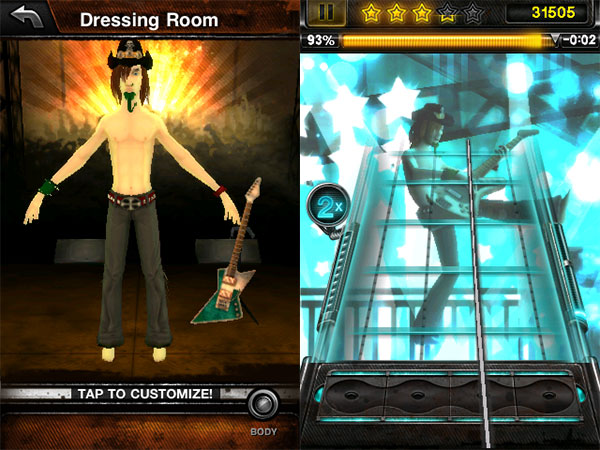 iPhone + iPad Gems: Drawing Pad, Poke Me!/Poke Me! HD, Grokion, Guitar Hero + Meteor Blitz HD 12
