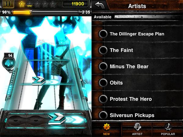 iPhone + iPad Gems: Drawing Pad, Poke Me!/Poke Me! HD, Grokion, Guitar Hero + Meteor Blitz HD 13