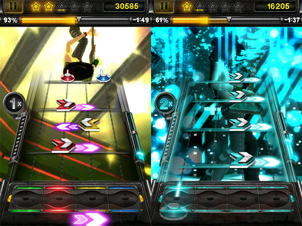 iPhone + iPad Gems: Drawing Pad, Poke Me!/Poke Me! HD, Grokion, Guitar Hero + Meteor Blitz HD
