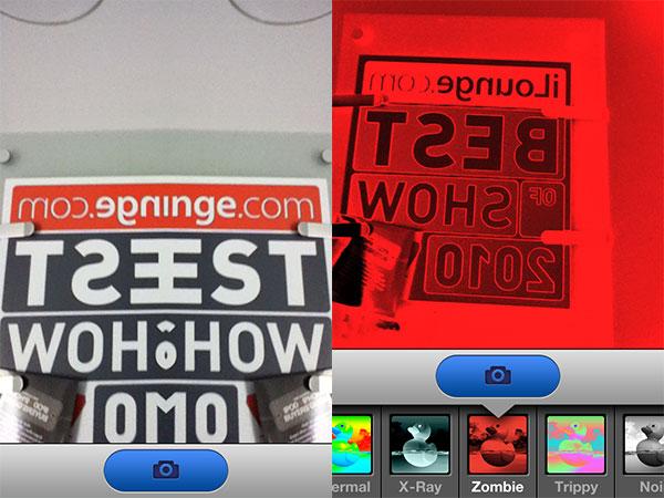 iPhone + iPad Photo Gems: Camera+, Camera Sutra, CinemaFX for Video + ShutterSnitch 5