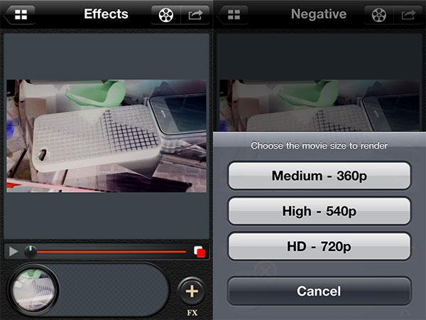 iPhone + iPad Photo Gems: Camera+, Camera Sutra, CinemaFX for Video + ShutterSnitch 7