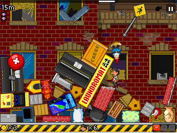 iPhone + iPad Gems: The Incident, PinballYeah / HD + Solipskier