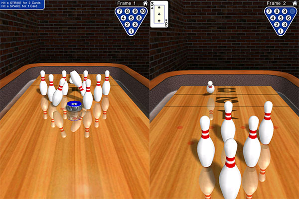 iPhone + iPad Gems: 10 Pin Shuffle, Bit.Trip Beat HD, Deer Hunter, PBA Bowling 2, Skee-Ball HD, More 2