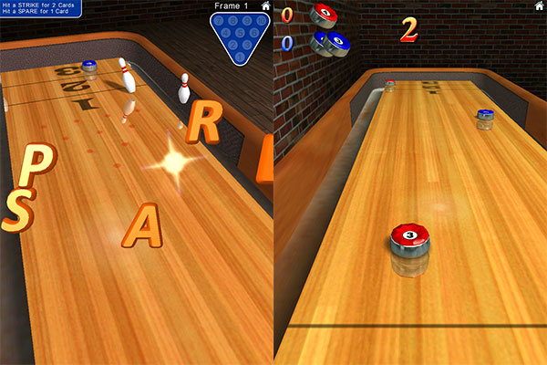 iPhone + iPad Gems: 10 Pin Shuffle, Bit.Trip Beat HD, Deer Hunter, PBA Bowling 2, Skee-Ball HD, More 3