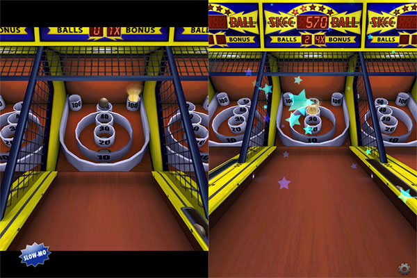 iPhone + iPad Gems: 10 Pin Shuffle, Bit.Trip Beat HD, Deer Hunter, PBA Bowling 2, Skee-Ball HD, More 7