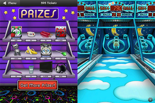 iPhone + iPad Gems: 10 Pin Shuffle, Bit.Trip Beat HD, Deer Hunter, PBA Bowling 2, Skee-Ball HD, More 8