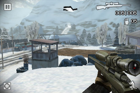 iPhone Gems: Battlefield 2: Bad Company, Burn the Rope, GeoSpin, Spirits + The Wrong Side of the Bed