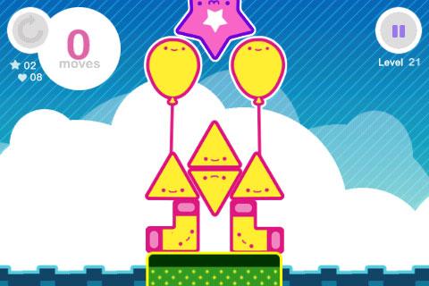 iPhone Gems: Doodle Bomb, Isaac Newton's Gravity + Tumbledrop 14
