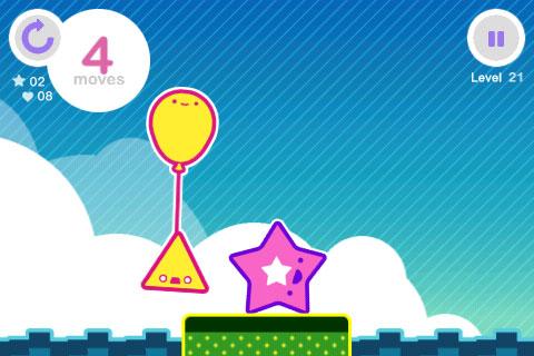 iPhone Gems: Doodle Bomb, Isaac Newton's Gravity + Tumbledrop 15