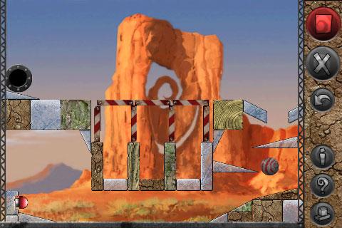 iPhone Gems: Doodle Bomb, Isaac Newton's Gravity + Tumbledrop 7
