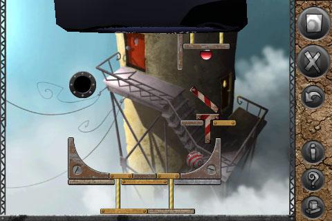 iPhone Gems: Doodle Bomb, Isaac Newton's Gravity + Tumbledrop 9