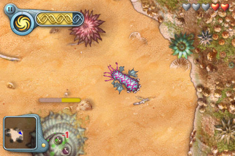 iPhone Gems: Angry Birds, Bird Strike, Sonic at the Olympic Winter Games + Spore Creatures