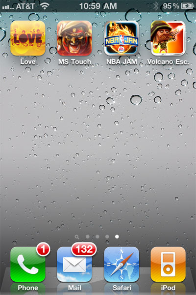 iPhone Gems: The Beatles LOVE, Metal Slug Touch + Volcano Escape 1