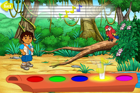 iPhone Gems: Colorbind, Color Storm!, Dora Saves the Crystal Kingdom + Go, Diego, Go!